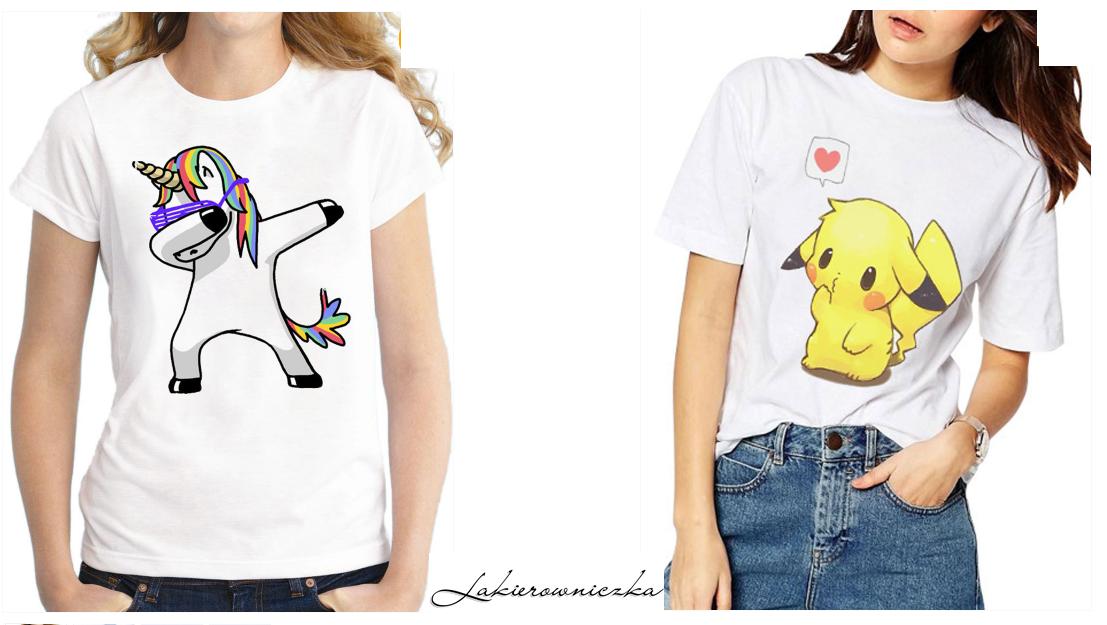 inspiracje-na-paznokcie-ubrania-Fashionmia-Lakierowniczka-tshirts-inspiration-nailsinspiration-paznokcie-hybrydowe-jednorozce-unicrons-inspiracje na paznokcie- ubrania FashionMia