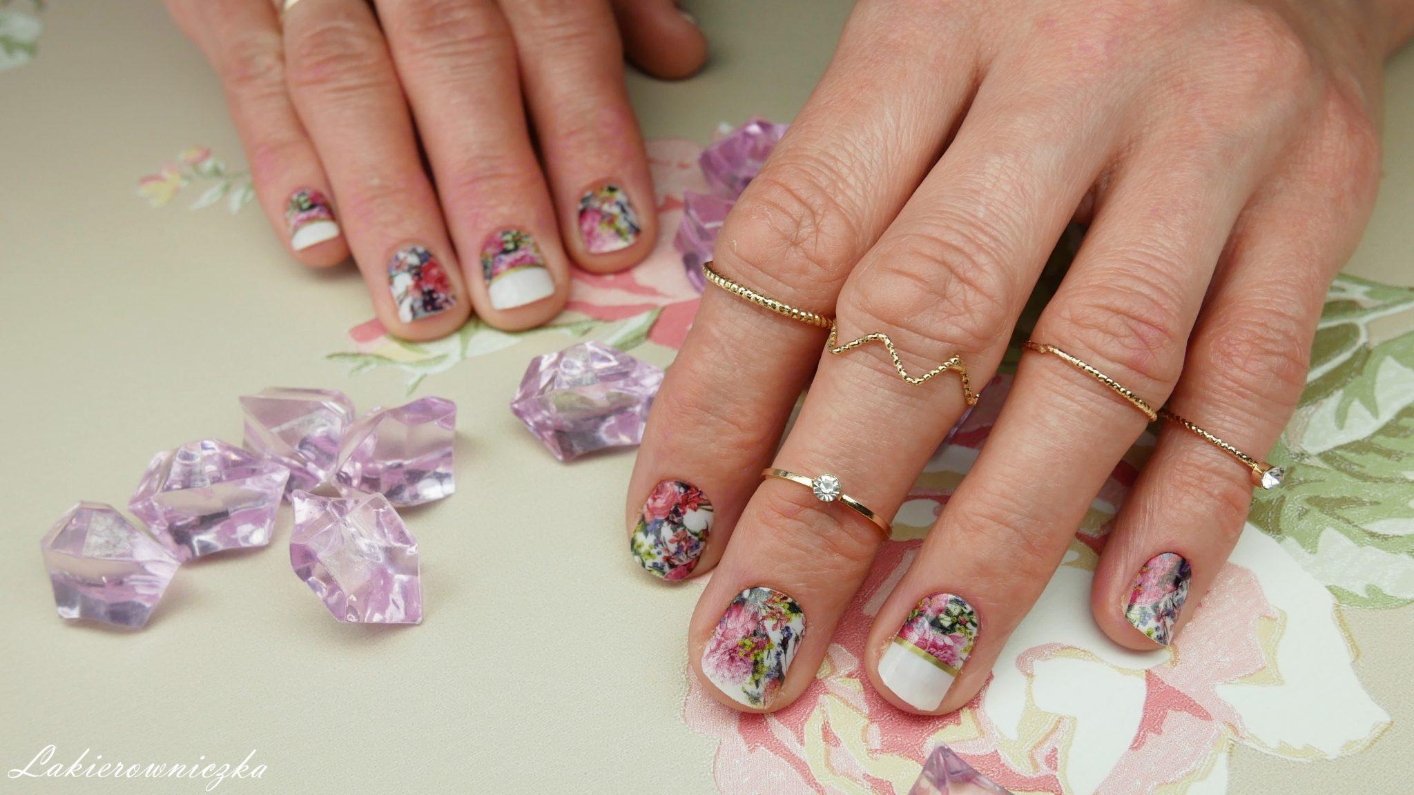 Manirouge-Malva-wzory-kwiatowe-na-paznokciach-naklejki-termiczne-Lakierowniczka-alternatywa-dla-hybrydy