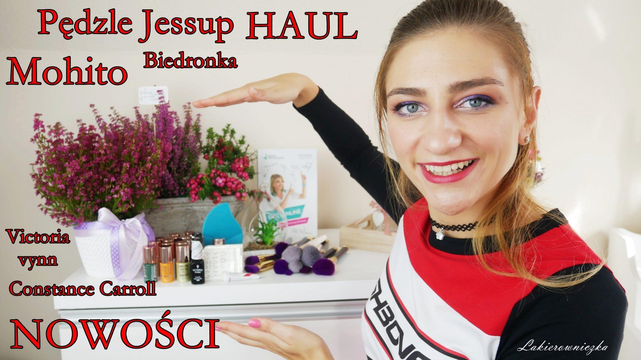 haul-pedzle-Jessup-i-nowosci-z-bedronki-szczoteczka-soniczna-opinie-hybrydy-Constance-Carrols-olejek-Isana-marmur-tlo-Badz-online-ksiazka-klej-duo-folie-transferowe-naklejki-wodne-Pepco