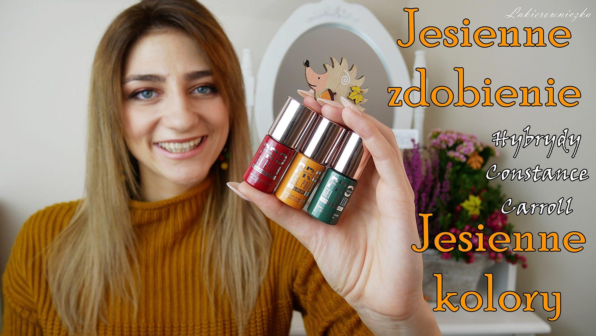 kolory-hybrydy-na-jesien-Constance-carroll-lakierowniczka-zdobienie-jesienne-jez-na-paznokciach-hybrydowych-musztardowy-bordo-zloty-nude-braz-granat-zielen-dynia-krok-po-kroku-tutorial-kolory hybrydy na jesień