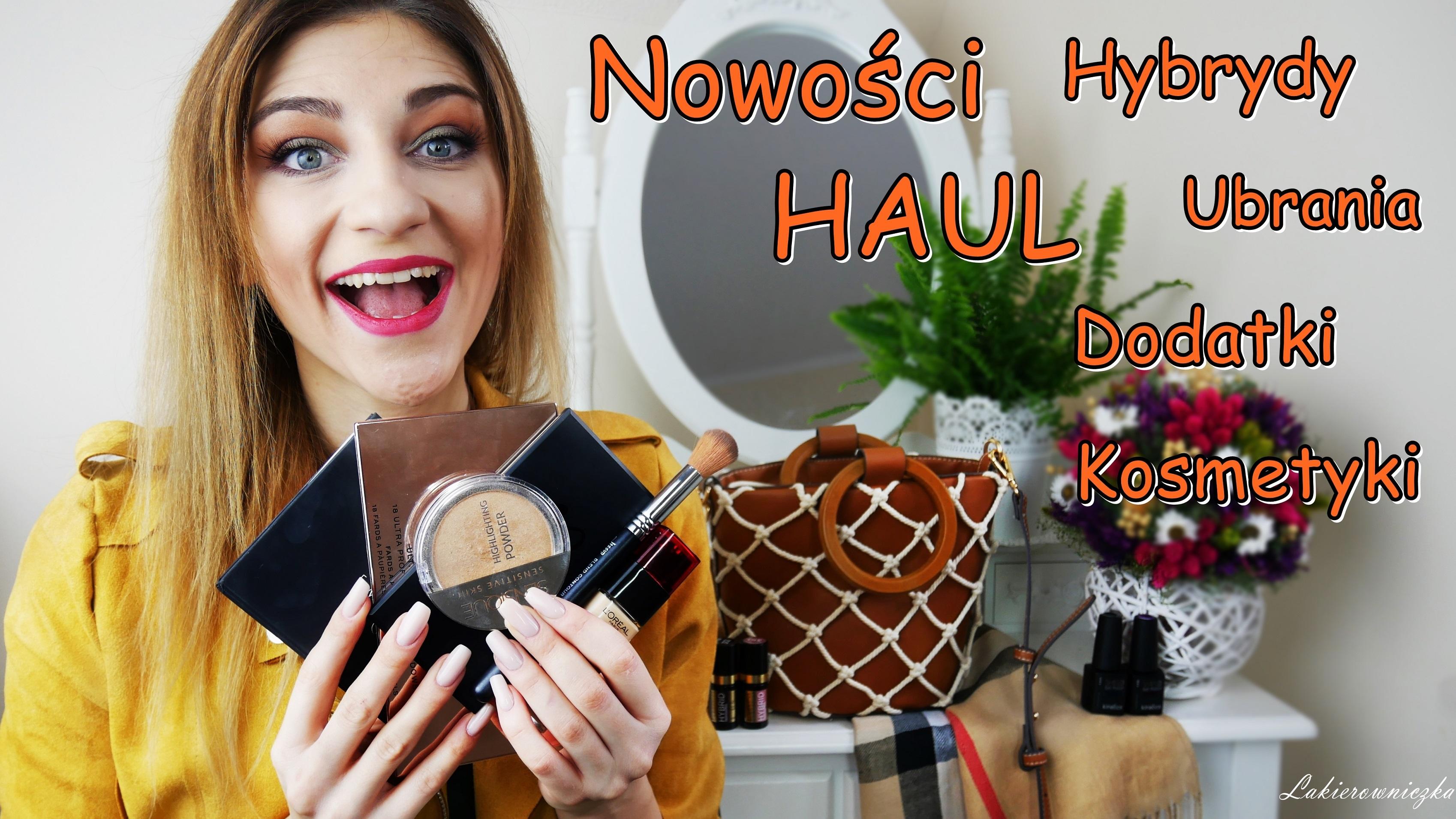 haul-nowosci-Lakierowniczka-Makeup-revolution-Kinetics-Jessup-HDbrows-Sleek-Reserved-Mango-Sensique-Loreal-Biolove-Eveline-Rosegal-moon-boot-Sinsay