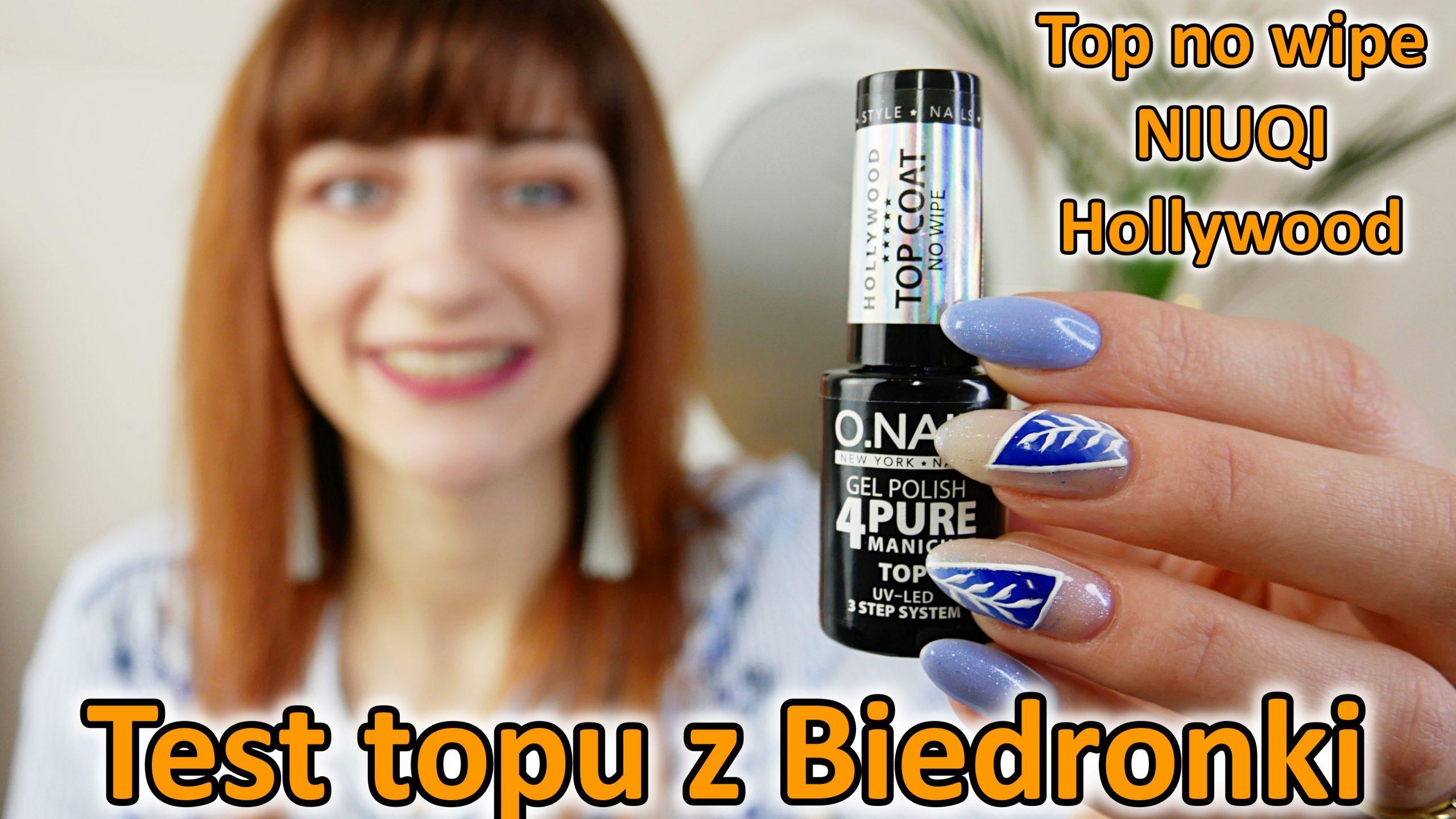 NIUQI-top-no-wipe-Hollywood-z-Biedronki-shiny-nails-tani-blyszczacy-Lakierowniczka