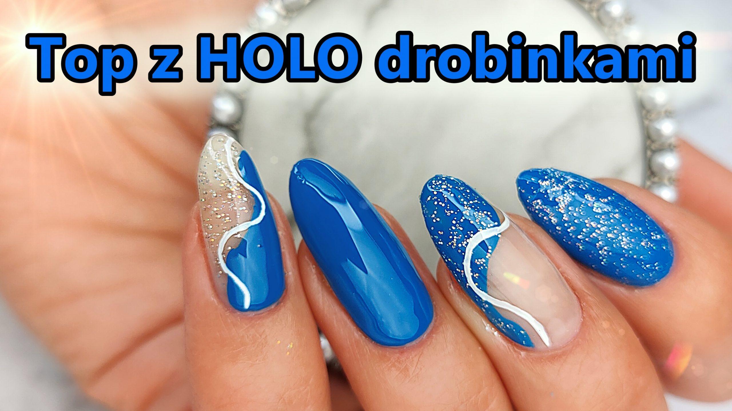 top-no-wipe-pearl-holo-Słowianka-Lakierowniczka0turkusowe-paznokcie-nailart